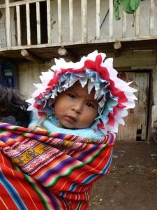 baby jongetje met gorra