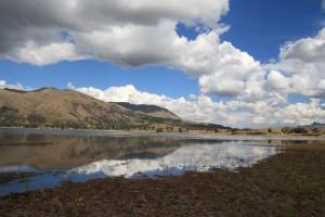 het meer Piuray 1