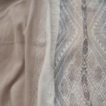 sjaal zand grijs voor SUKHA